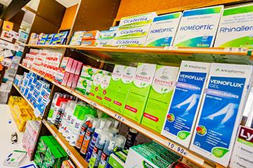 Votre pharmacie à Senones - Médecines naturelle